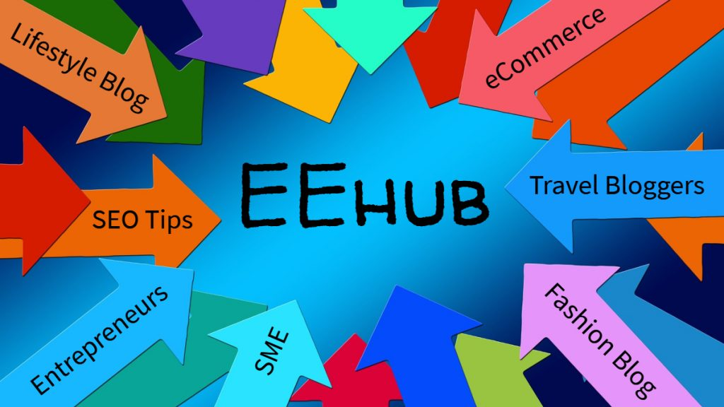 EE Hub Business Enterprise and Blogger help