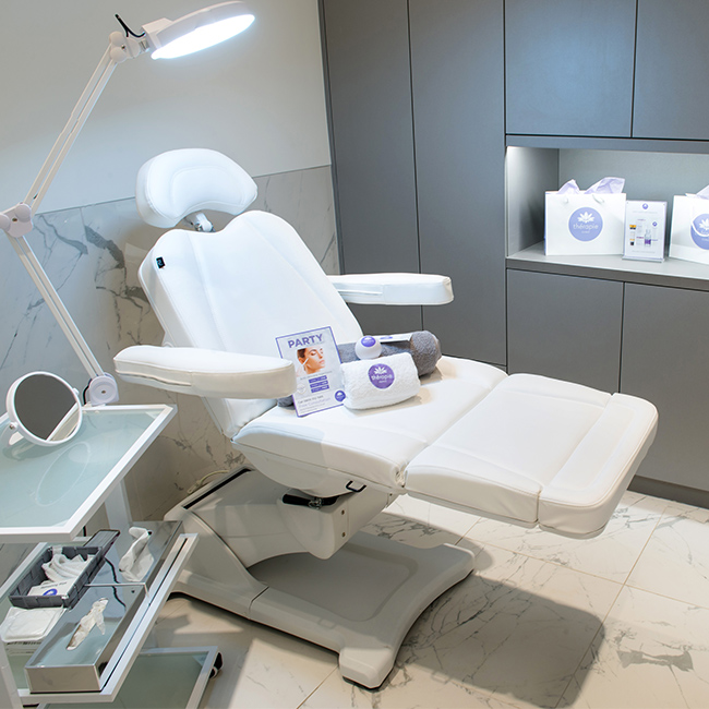 Laser Treatment.  Hair Removal