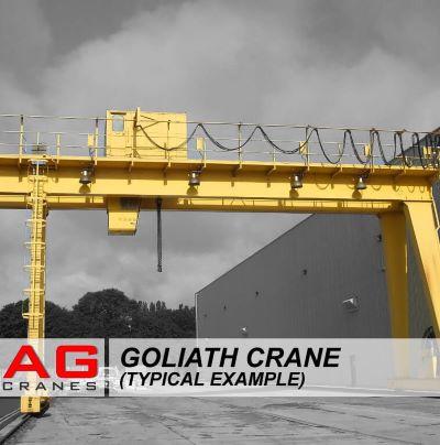 Gantry Crane from AG Cranes